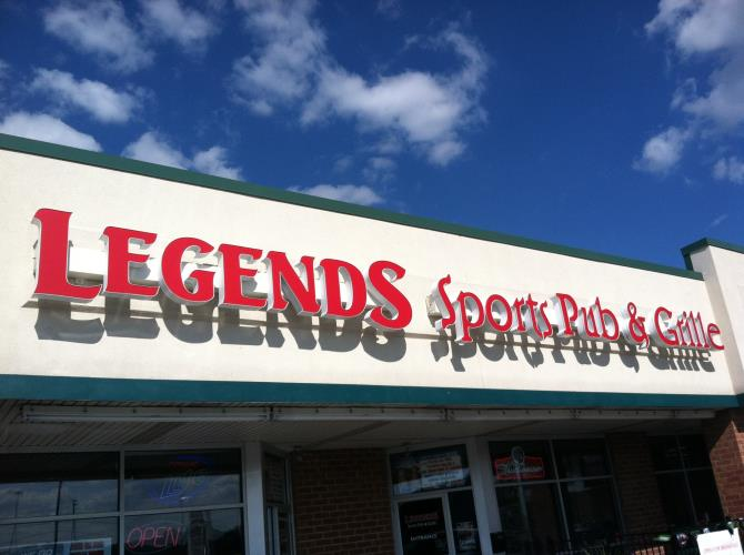 Legends Sports Pub & Grille – Clyde, OH