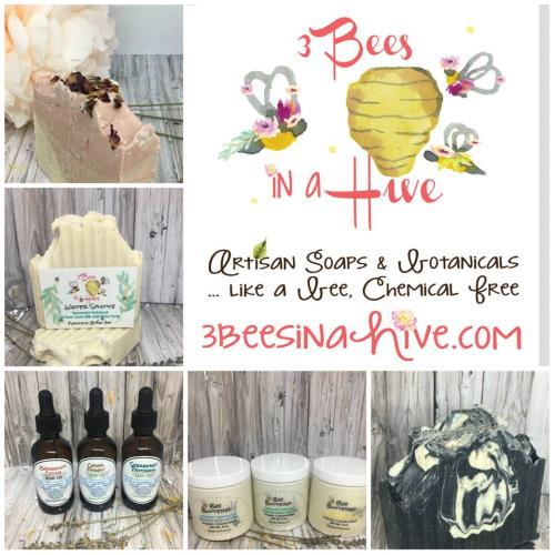 3 Bees in a Hive LLC