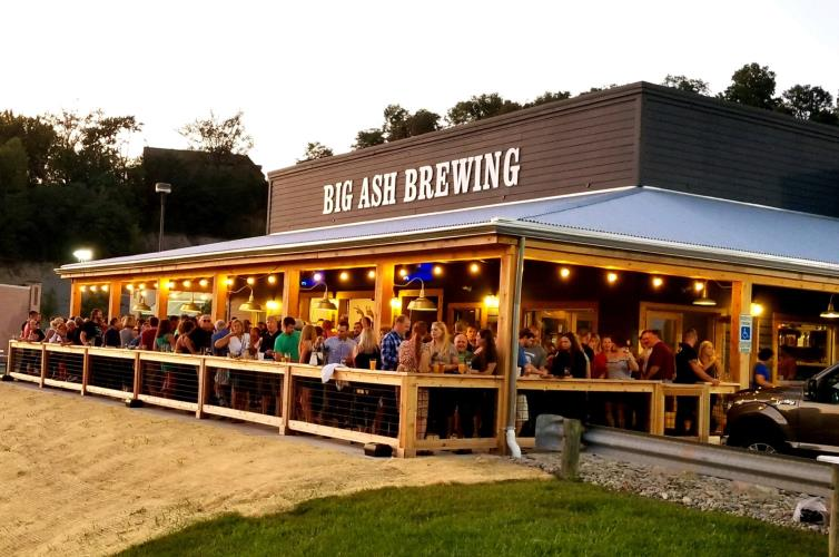 Big Ash Brewing Company
