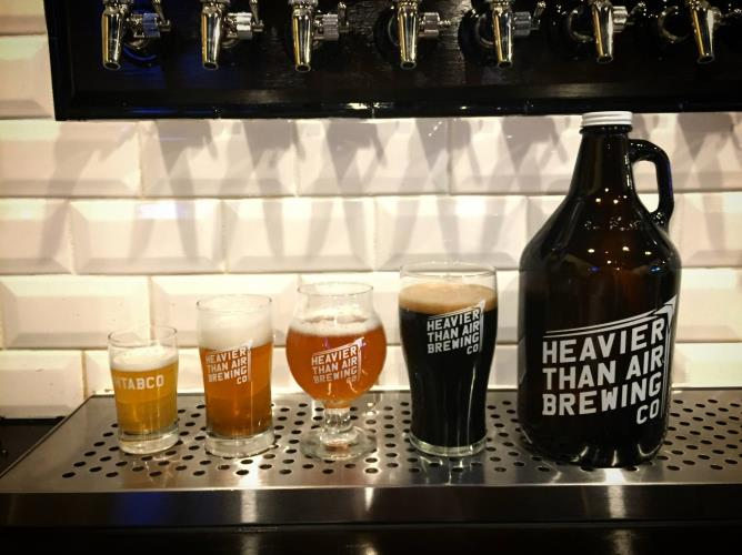 Heavier Than Air Brewing Co.