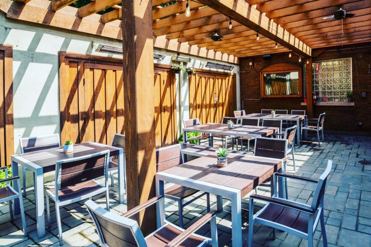 Grab a Bite at these Ohio Patios