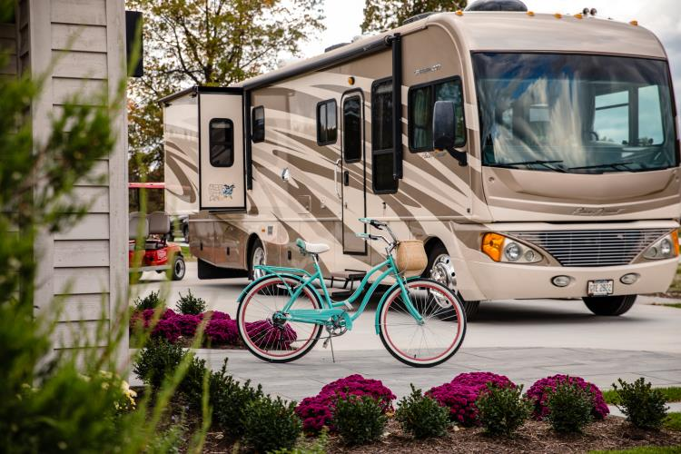 Hearthside Grove Lake Erie Motorcoach Resort