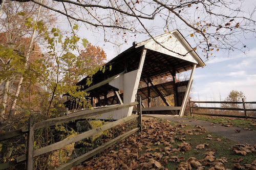 Uncover Ohio's Covered Bridges
