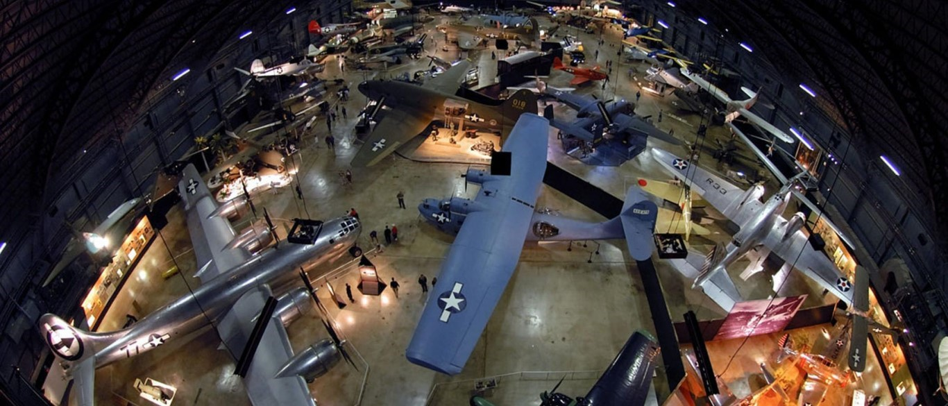 National Museum of the U.S. Air Force in Dayton