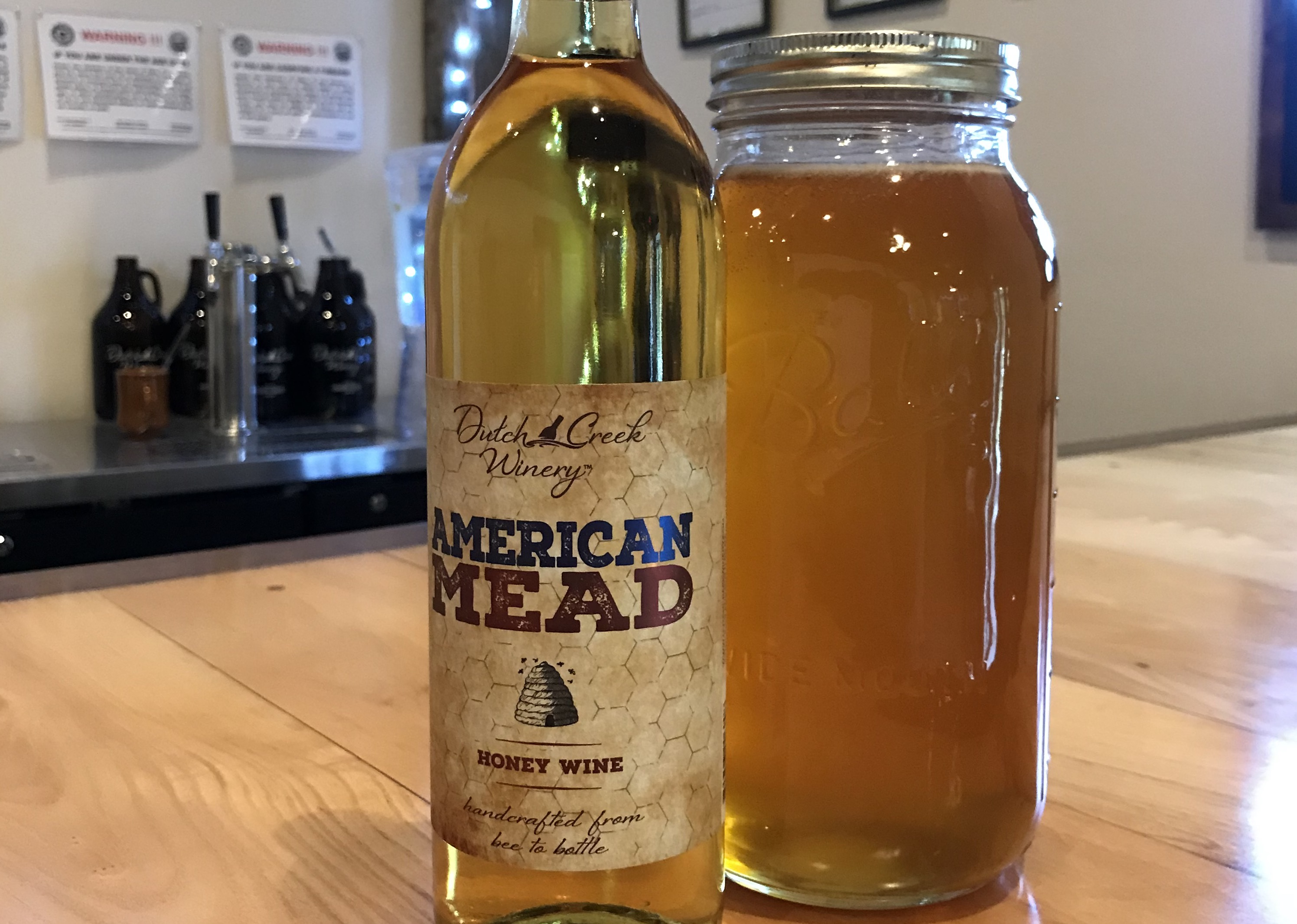 Meet the Mead Makers at Dutch Creek Winery