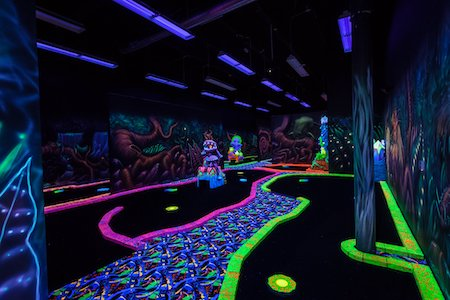 Where to Putt Putt Golf in Ohio