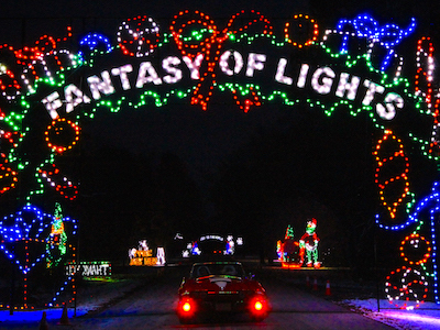 Ohio Holiday Lights Trail